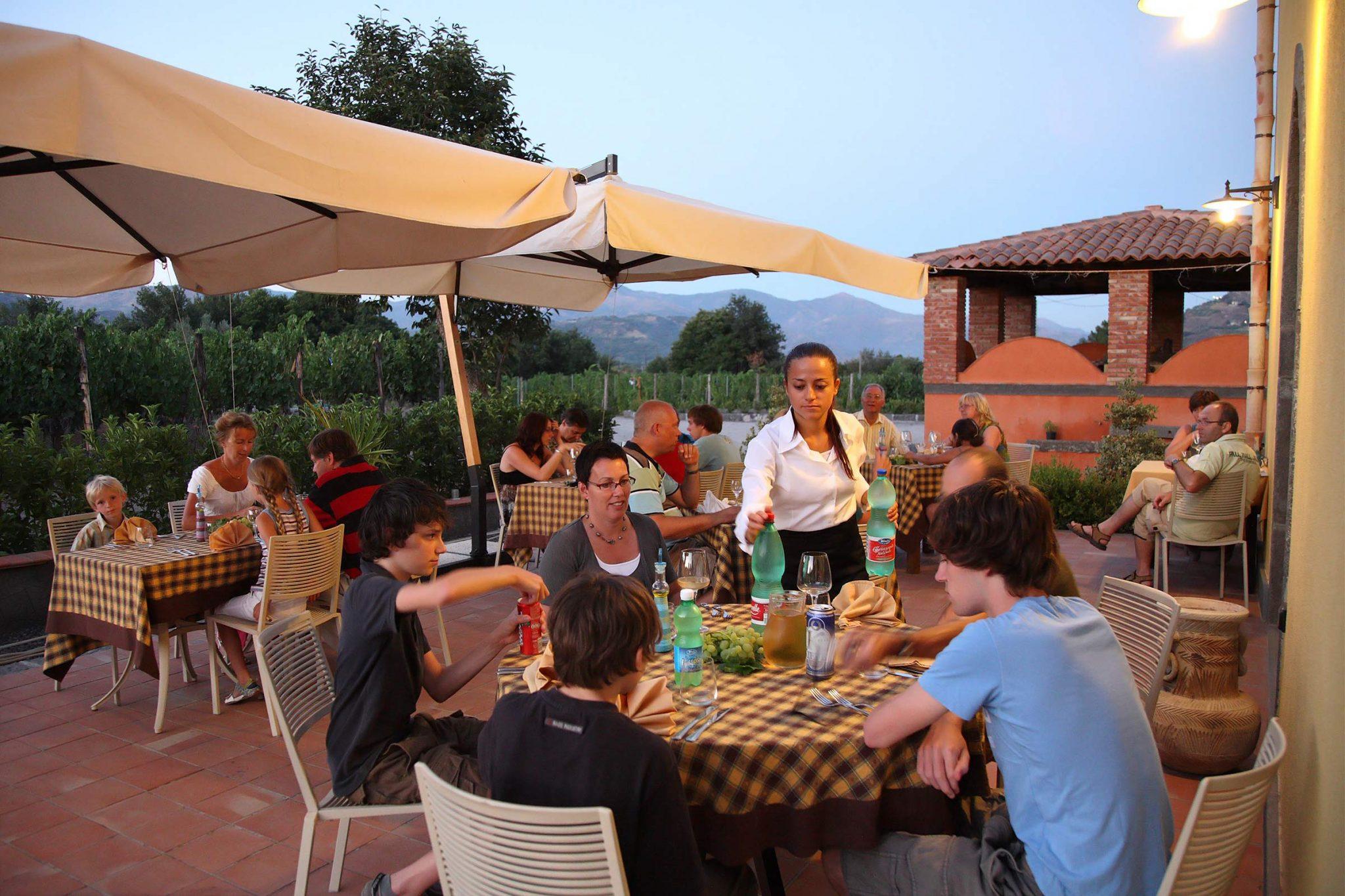 Trattoria/restaurant